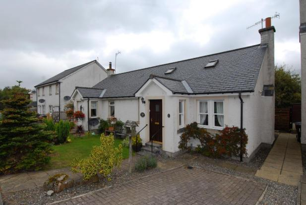 Dunmore Gardens, Fintry, Fintry, Stirlingshire, G63 0XN